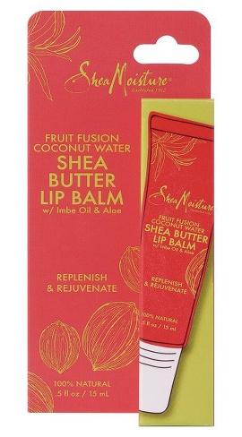 SheaMoisture Fruit Fusion Lip Balm