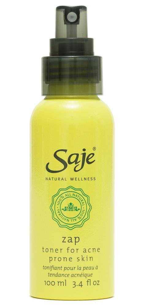 Saje Zap: Toner For Acne Prone Skin