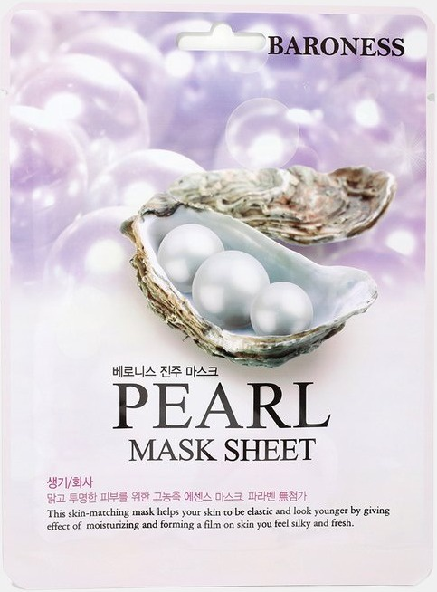 Baroness Pearl Essence Sheet Mask