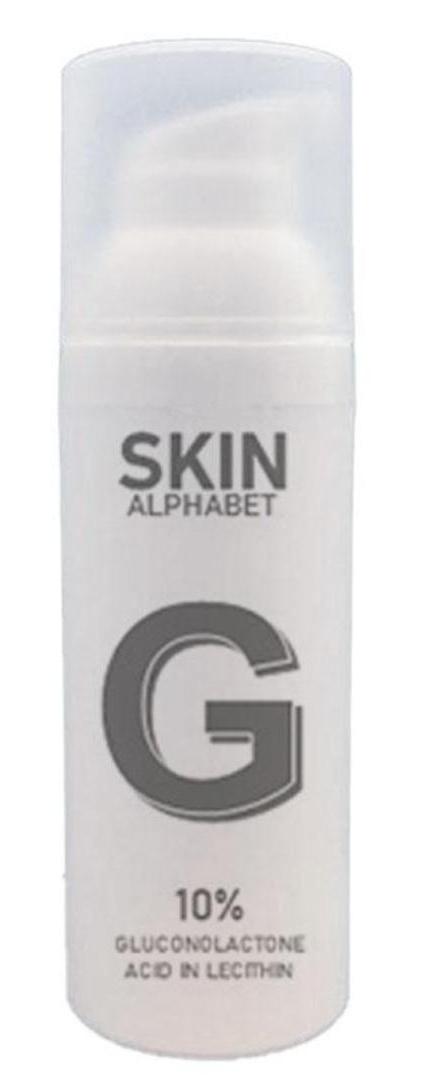 SKIN ALPHABET 10% Gluconolactone | Acid In Lecithin