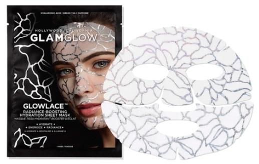 GLAMGLOW Glowlace ™ Radiance Boosting Hydration Sheet Mask