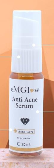eMGlow Anti Acne Serum