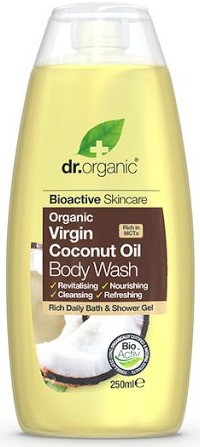 Dr Organic Virgin Coconut Oil Body Wash