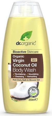 Dr Organic Virgin Coconut Oil Body Wash