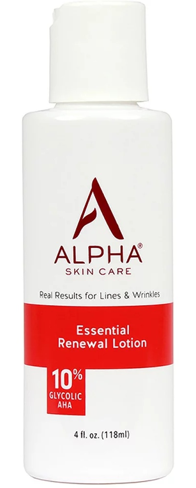 Alpha Skin Care Essential Renewal Lotion