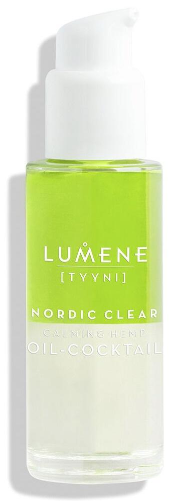 Lumene Clear Calming Hemp Oil-Cocktail
