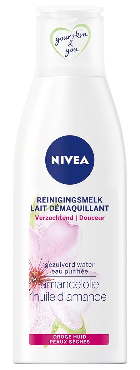 Nivea Cleansing Milk Almond Oil