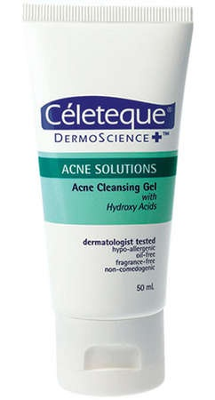Celeteque Acne Cleansing Gel 50/100 ML