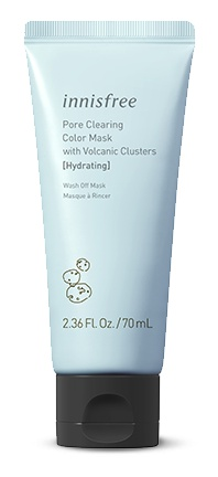innisfree Pore Clearing Color Mask With Volcanic Clusters (Hydrating)