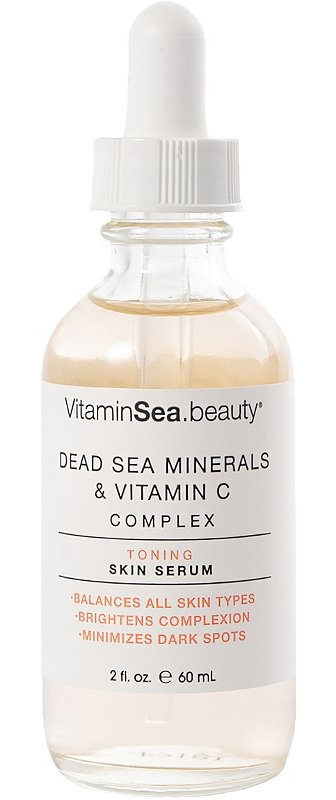 VitaminSea.Beauty Dead Sea Minerals & Vitamin C Complex