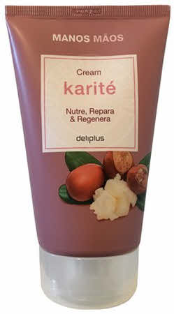 Deliplus Manos Cream Karite / Shea Butter Hand Cream