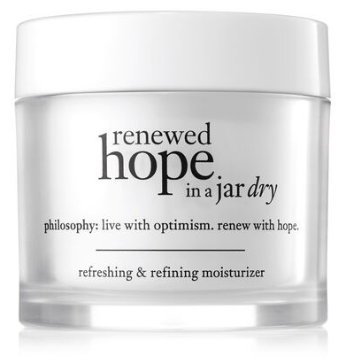 Philosophy Renewed Hope In A Jar Refreshing & Refining Moisturizer For Dry Skin
