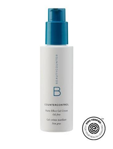 Beauty Counter Countercontrol Matte Effect Gel Cream | Oil-Free