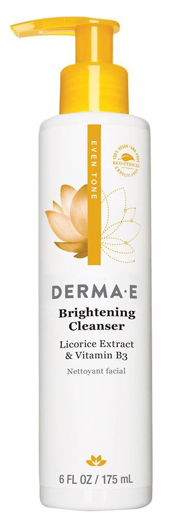 Derma E Even Tone Brightening Cleanser with Vitamin C