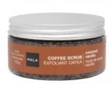 Nala Coffee Scrub