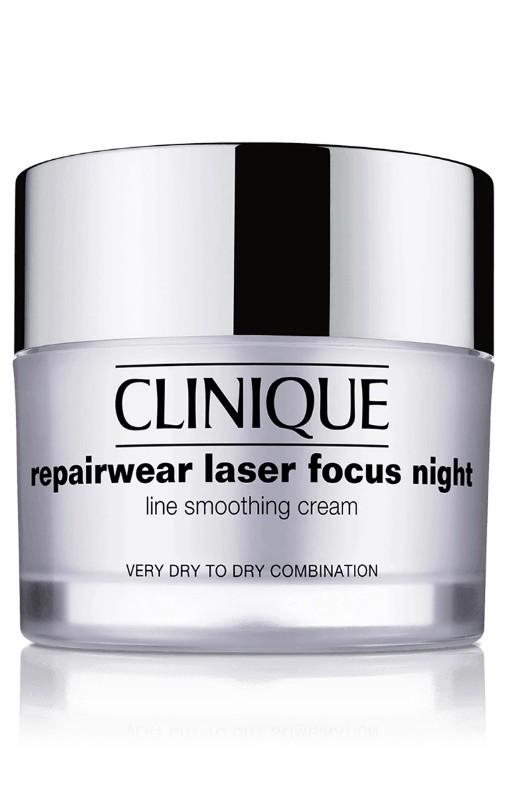 Clinique Repairwear Laser Focus™ Night Line Smoothing Cream