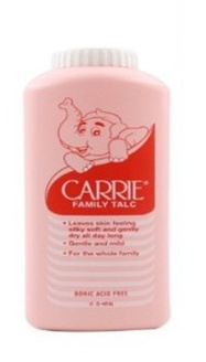 CARRIE Family Talc