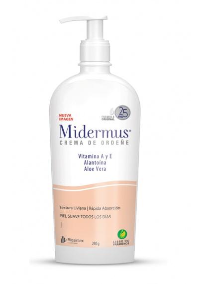 Midermus Crema De Ordeñe
