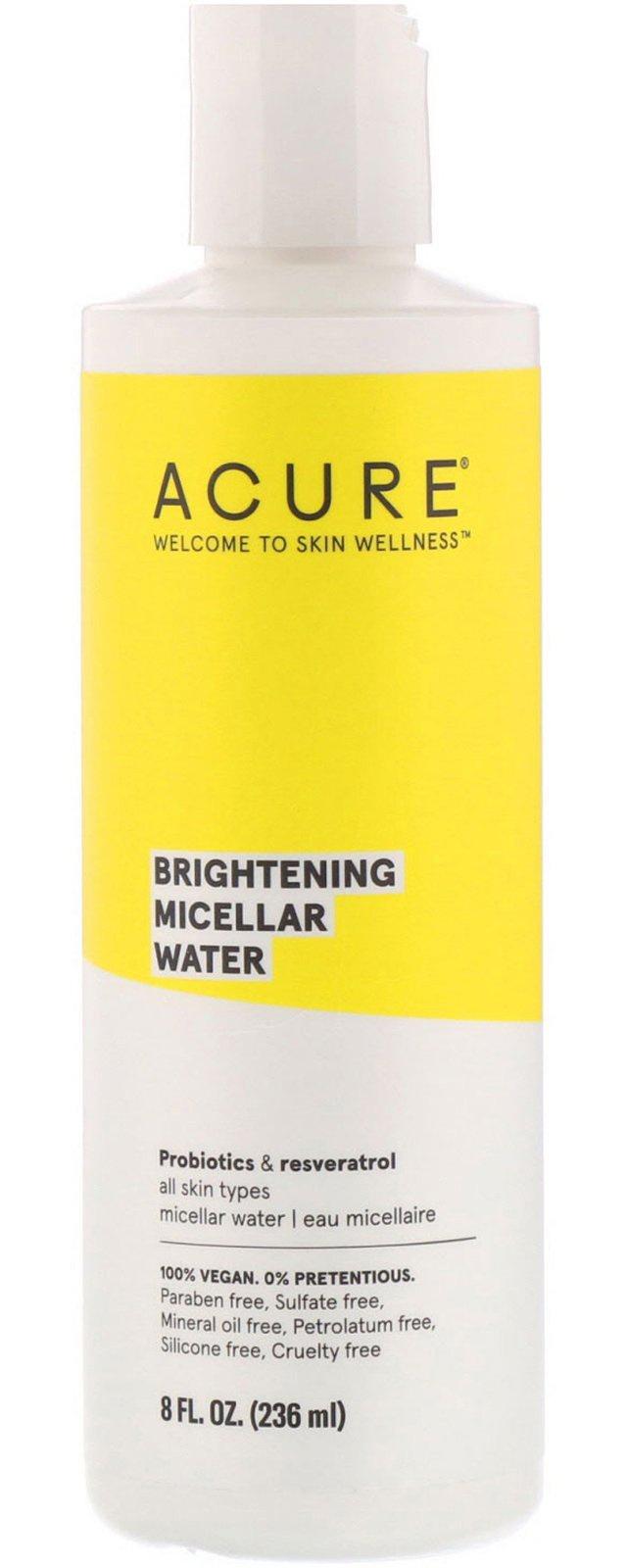 Acure Brightening Micellar Water