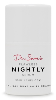 Dr. Sam Bunting Skincare Flawless Nightly Serum