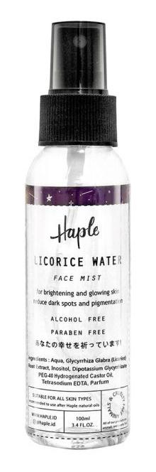 haple Licorice Water