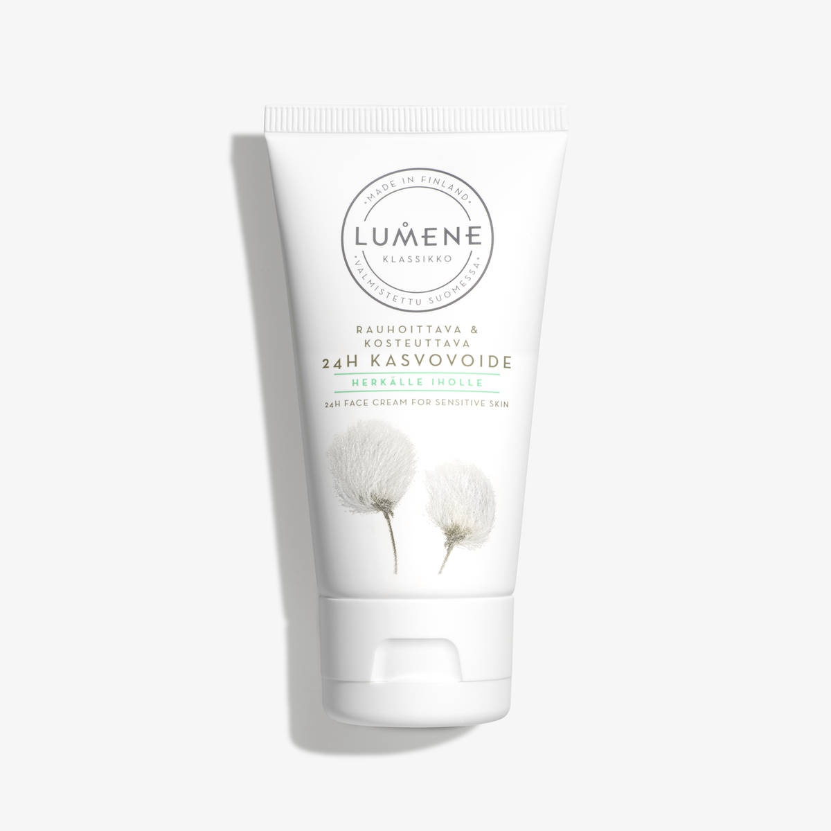 Lumene 24H Face Cream For Sensitive Skin