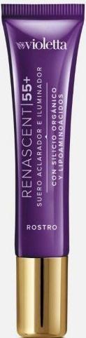 Violetta Renascent 55+ Suero Aclarador E Iluminador