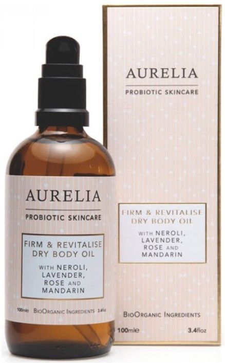 Aurelia Probiotic Skincare Firm And Revitalise Dry Body Oil