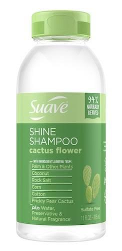 Suave Shine Shampoo Cactus Flower