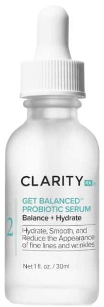 Clarity Rx Get Balance Probiotic Serum