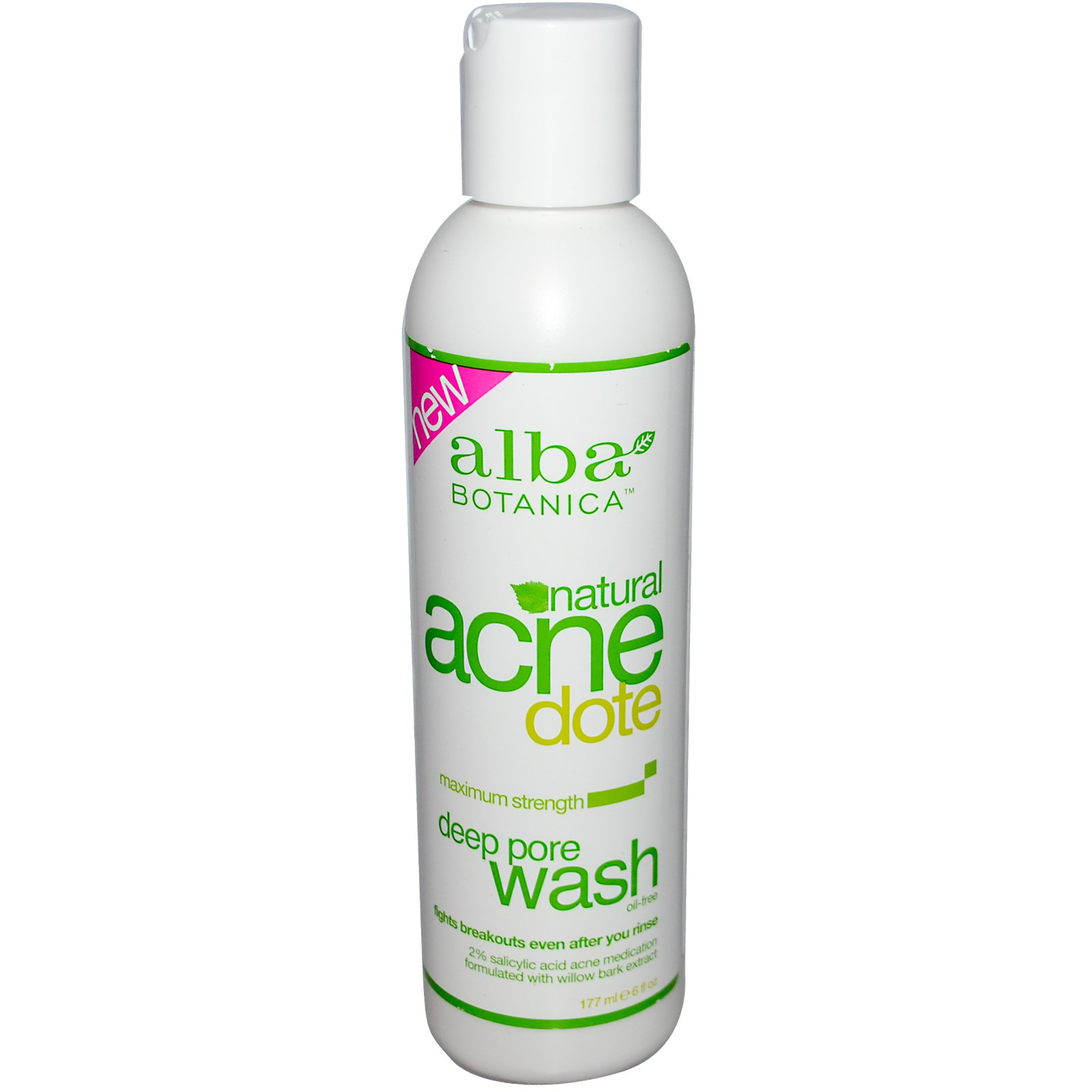 Alba Acne Deep Pore Wash