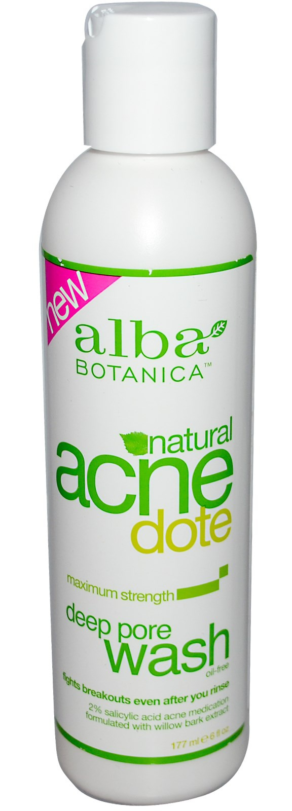Alba Acne Deep Pore Wash