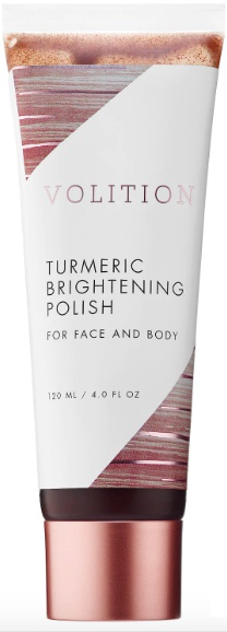 Volition Turmeric Brightening Polish