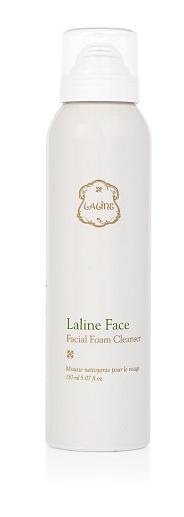 Laline Facial Foam Cleanser