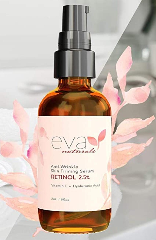 Eva Naturals Retinol 2.5% Serum