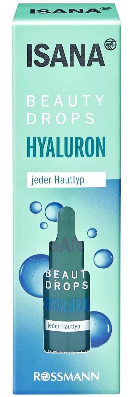 Isana Beauty Drops Hyaluron
