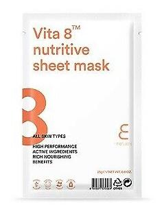 Enature Vita 8 Nutritive Sheet Mask