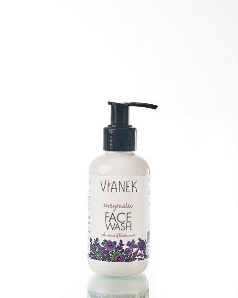 Vianek Enzymatic gel facial cleanser