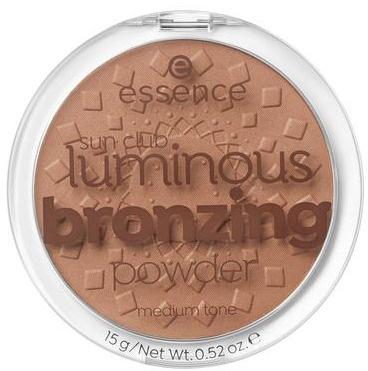 Essence Luminous Bronzing Powder