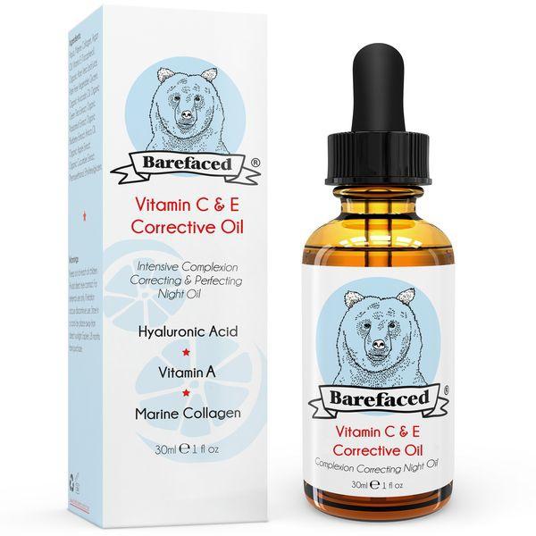 BeBarefaced Vitamin C & E Corrective Oil