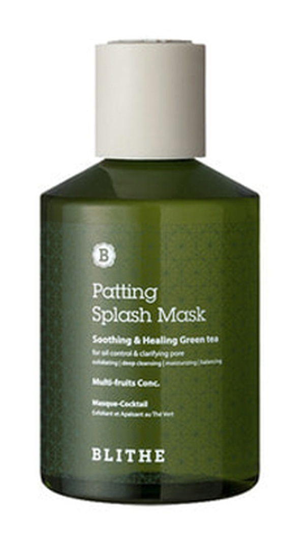 Blithe Green Tea Patting Splash Mask