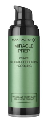 Max Factor Miracle Prep Colour Correcting + Cooling Primer