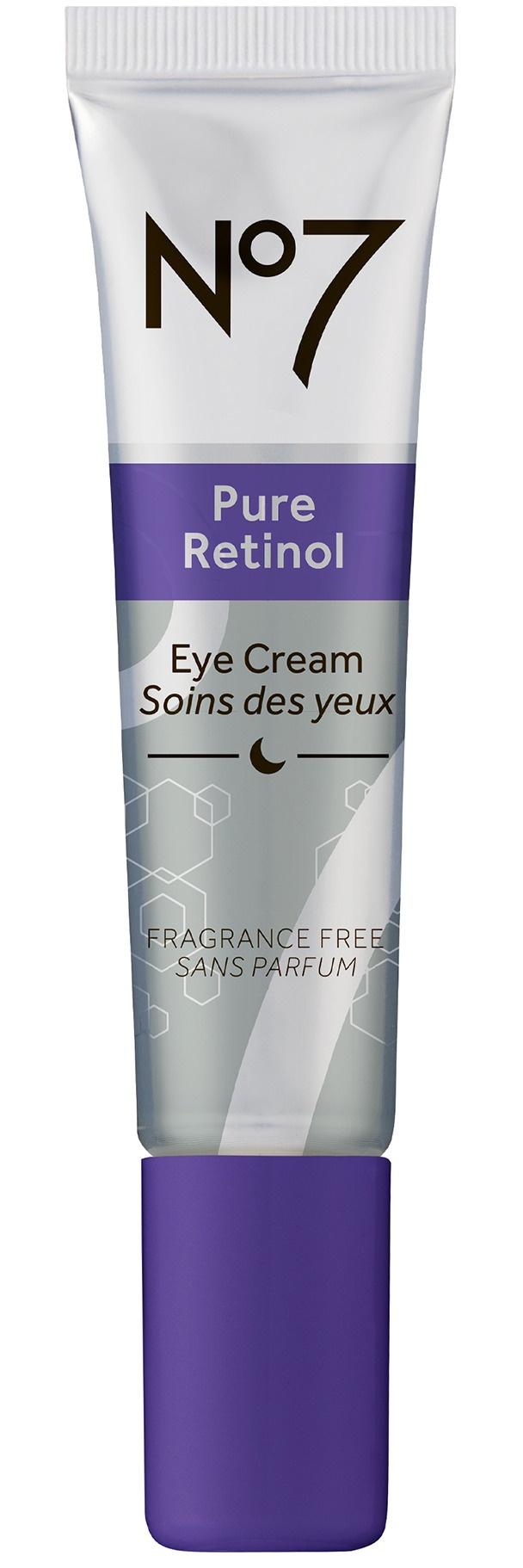 No7 Pure Retinol Eye Cream