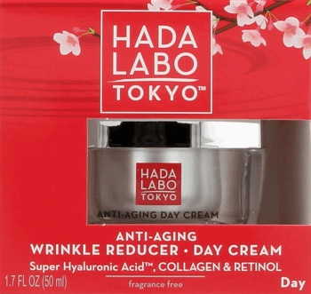 Hada Labo Tokyo Anti-Aging Wrinkle Reducer Day Cream (with Collagen & Retinol)