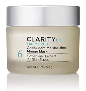 Clarity Rx Daily Fruit Antioxidant Moisturizing Mango Mask