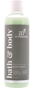 artnaturals Body Wash, Pure And Natural