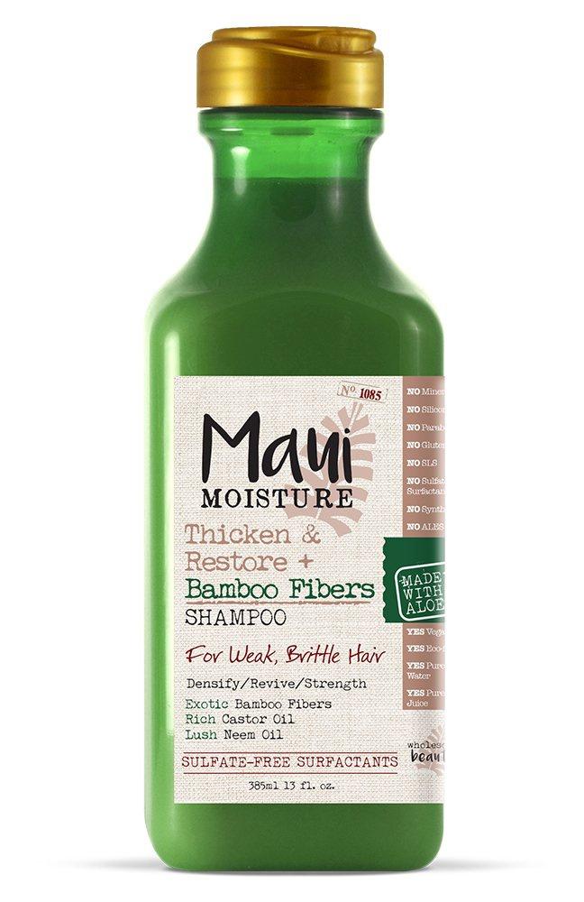 Maui moisture Thicken & Restore + Bamboo Fibers Shampoo