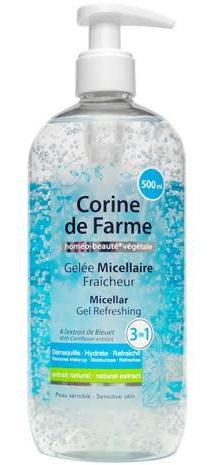 Corine de farme Micellar Gel Refreshing