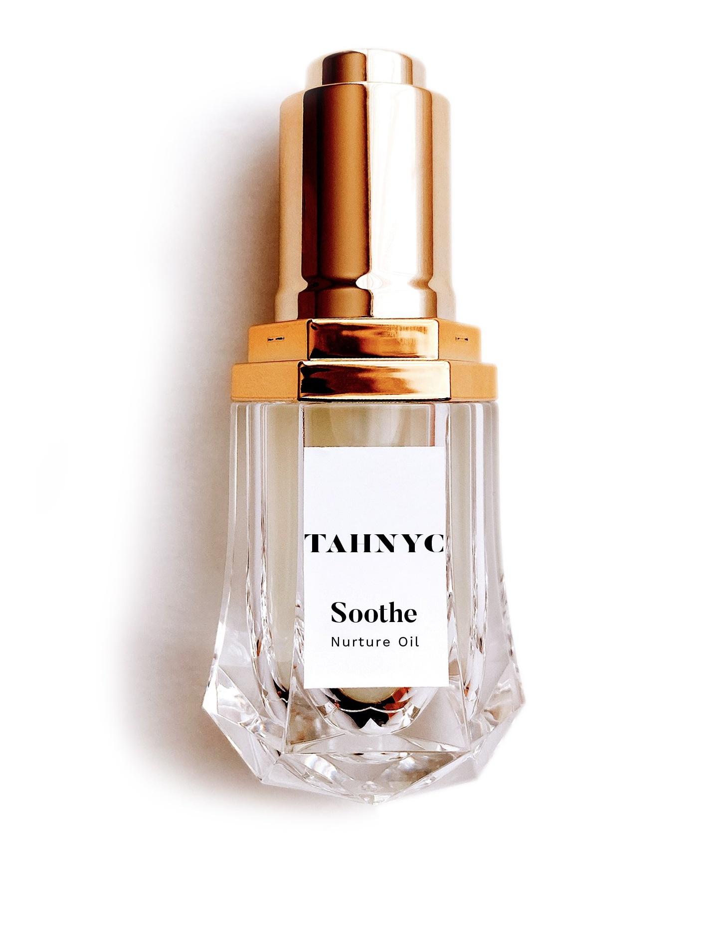 TAHNYC Soothe Nurture Oil
