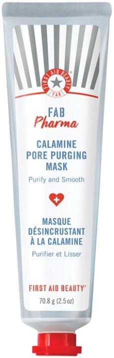 First Aid Beauty Fab Pharma Calamine Pore Purging Mask
